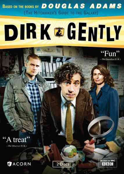 DIRK GENTLY BY MANGAN,STEVE (DVD)