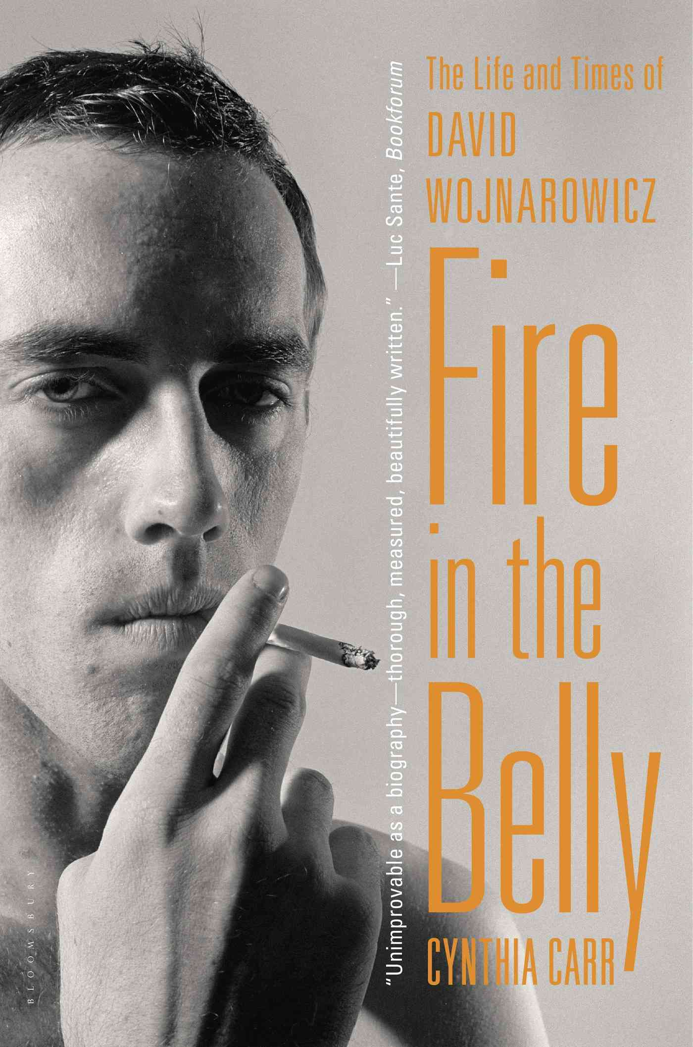 Fire in the Belly By Carr, Cynthia